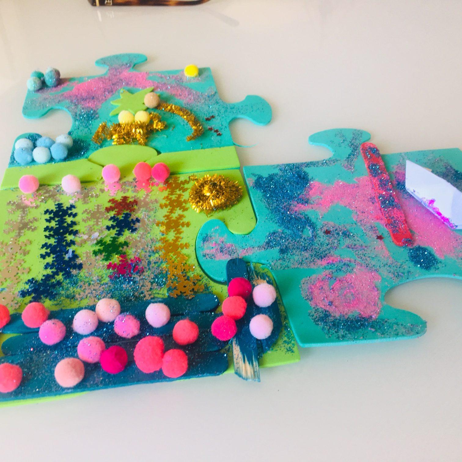 Attività di inizio anno scolastico: Costruiamo insieme il puzzle delle nostre vacanze