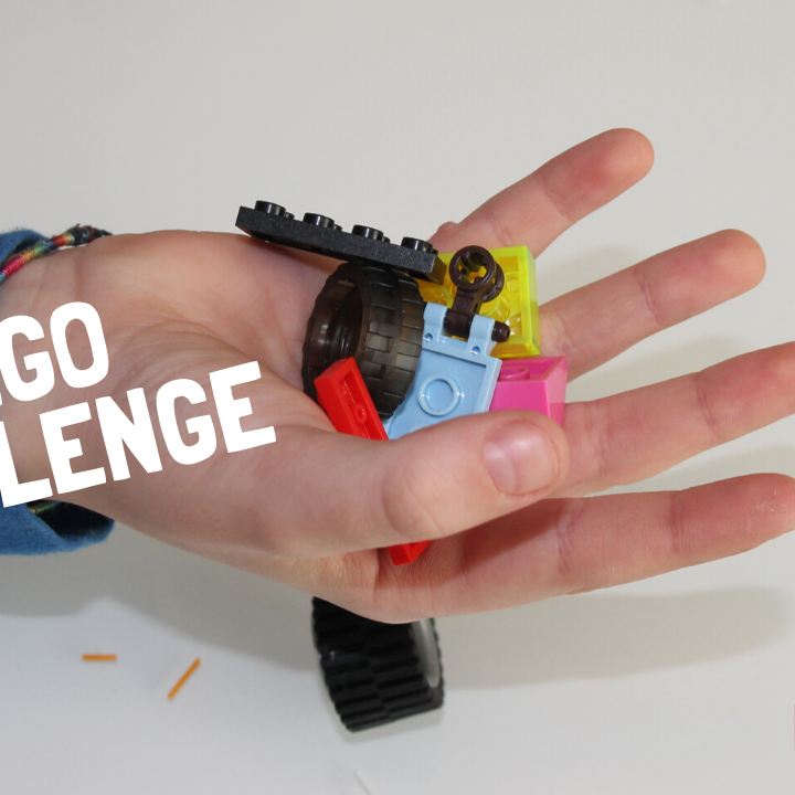 Lego Challenge Attività e Cards